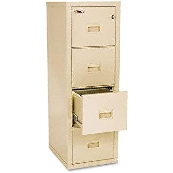 FIR4R1822CPA   Fireking Turtle Four Drawer File