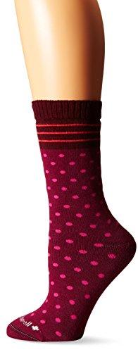 Sockwell Women's Plush Non-Binding Socks, Thistle, Small/Medium