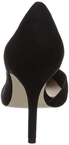Coast Women's Hadley Closed-Toe Heels Black (Black) nnAM2N