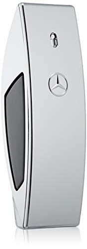 Mercedes Benz | Club | Eau de Toilette | Spray for Men | Woody Aromatic Scent | 1.7 oz (Mercedes Benz Cologne For Men)