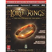 "The ""Lord of the Rings - The Fellowship of the Rings"": UK Version: Official Strategy Guide"
