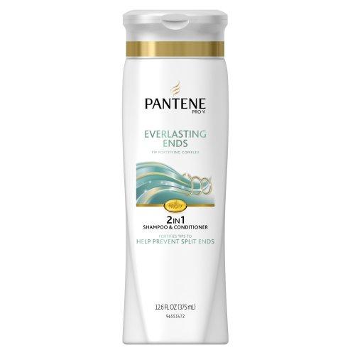 Pantene Everlasting Shampoo Conditioner packaging