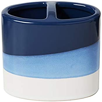 Tuscan Toothbrush Holder Blue SKL Home by Saturday Knight Ltd