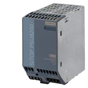 6EP3436-8SB00-0AY0 | SIEMENS SITOP PSU8200 24V/20A STABILIZED POWER SUPPLY INPUT: 3AC 400-500V OUTPUT: 24VDC/20A