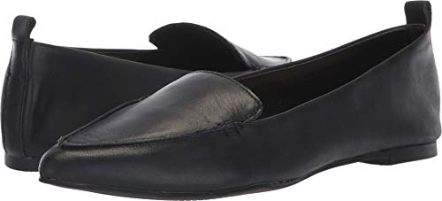 ALDO Women's FOLLONA Loafer Flat, Black, 8 B US