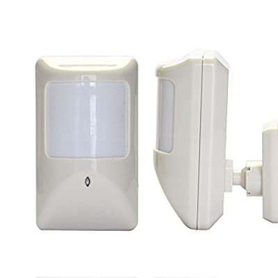 Generic Wired PIR Motion Detector for Home and Office Security Protecion