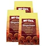 Midel Cookie Snap Ginger