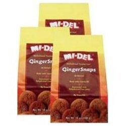 Midel Cookie Snap Ginger