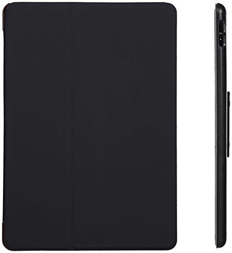 AmazonBasics New iPad Pro 2017 Smart Case Auto Wake/Sleep Cover, Black, 10.5