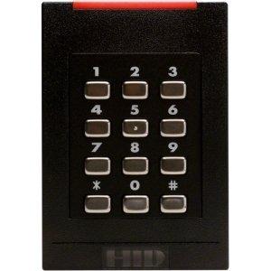 Reader Keypad Iclass (HID 921NTNNEK0002T iCLASS SE RK40 6130C Smart Card Reader with Keypad)