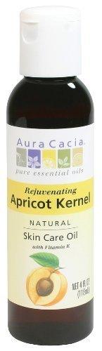 Aura Cacia Apricot Kernel Oil (Aura Cacia, Apricot Kernel Skin Care Oil 4 oz)