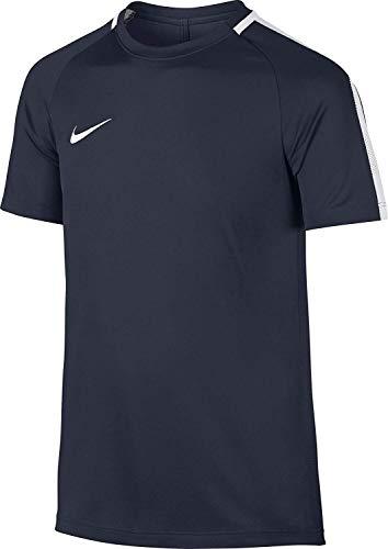 Dry Ss Blu Bianca shirt Nk Notte Acdmy T Y Nike wSaAIq6F