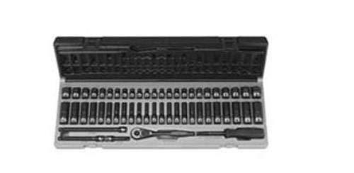 Grey Pneumatic GRE89008M 1/4' Drive x 8mm Standard Duo - Socket - 6 Pt