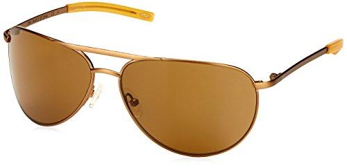 (Smith Optics Serpico Slim Sunglasses, Matte Desert, Brown)