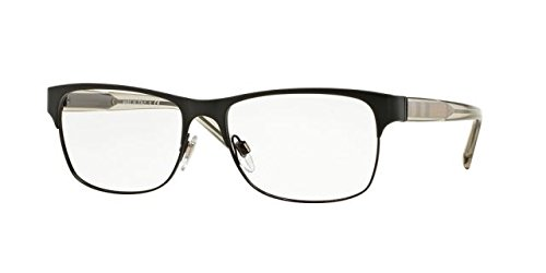 BURBERRY Eyeglasses BE 1289 1007 Matte - Burberry Black
