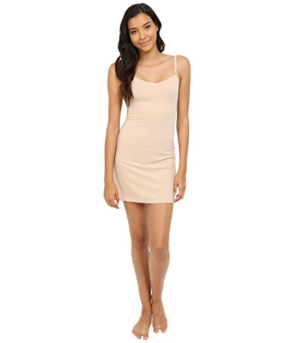 SPANX Women's TYT Replacement Thinstincts Low Back Slip, Soft Nude MD