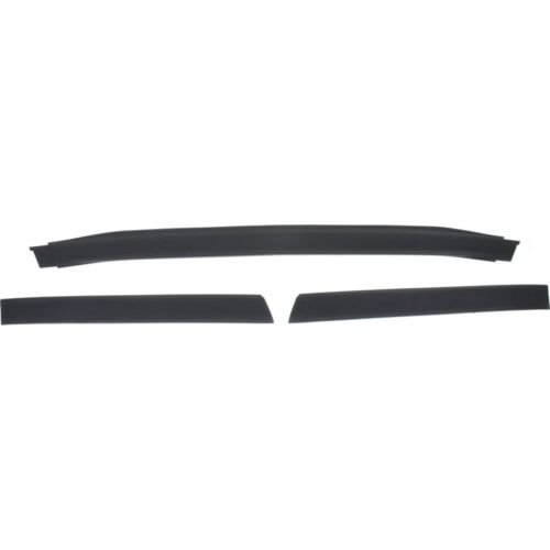 MAPM - MALIBU 13-15/MALIBU LIMITED 16-16 FRONT LOWER VALANCE, Air Deflector, Textured - GM1092236 FOR 2013-2016 Chevrolet Malibu Limited by Make Auto Parts Manufacturing