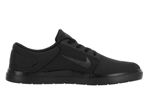 Nike Sb Portmore Ultralight Mesh Zwart / Wit / Zwart Heren Skate Schoenen Zwart / Antraciet
