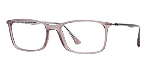 Ray Ban RX7031 Light Ray Eyeglasses-5402 Demi Gloss Antique - Glasses Ray Ray Ban Light