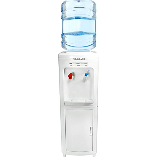 Ragalta RWC-195 Purelife Series High Efficiency Thermo Electric Hot and Cold Water Cooler
