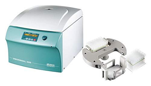 Centrifuge w/Rotor, Bench, 10 x Microplate ()