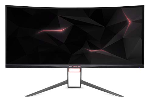 Acer Predator 34in LCD Monitor 21:9 Display UW-QHD (3440 x 1440) 4 Ms 100 Hz (Renewed)