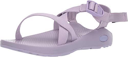 (Chaco Women's Z1 Classic Sport Sandal, Lavender Frost, 9 M)