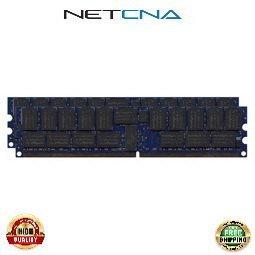 Memory Ecc System (46C7538 8GB (2 x 4GB) IBM Compatible Memory System x3450 (7948) PC2-5300 240-pin ECC Registered DIMM Kit 100% Compatible memory by NETCNA USA)