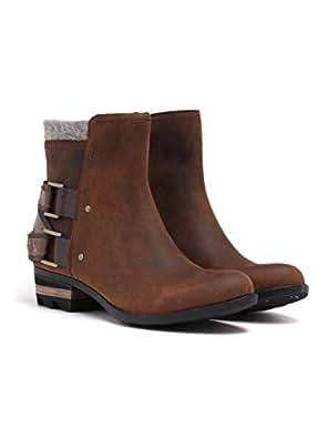 Amazon.com | Sorel Women's Lolla Booties | Snow Boots
