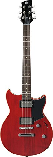 Yamaha RevStar RS420 Eletcric Guitar with Gig Bag, Fire Red