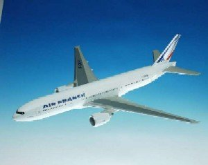 Daron Worldwide Trading G10510 B777-200 Air France 1/100 AIRCRAFT