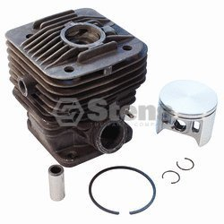 Silver Streak # 632464 Cylinder Assembly for DIAMOND 6060473, DOLMAR 394 130 013, DOLMAR 394 by Silver Streak [並行輸入品] B0184W29M2