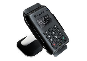 PAC Supplies USA PayPal Here Chip Card Reader & Desktop Stand & Charging Station
