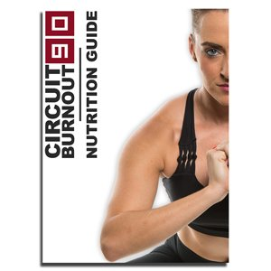 CIRCUIT BURNOUT 90: 90 Day DVD Workout Program with 10+1 Exercise Videos + Training Calendar, Fitness Tracker &Training Guide and Nutrition Plan by X-TrainFit (Image #4)
