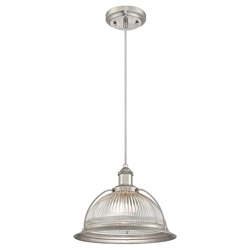 Ribbed Pendant Light in US - 6