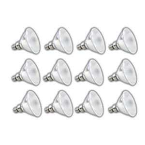 (12 PACK) 90 WATT PAR38 SPOT 10 DEGREES SHATTERPROOF SUPRA LIFE HALOGEN BULB 130 VOLTS LONG LIFE PAR38 SPOT HALOGEN BULB SHATTER RESISTANT by Unknown
