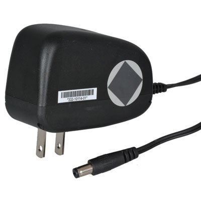 NETGEAR AD661F Unregulated Switching Wall Adapter, 12 Volt, 1.5 Amp, 18 Watt, 3