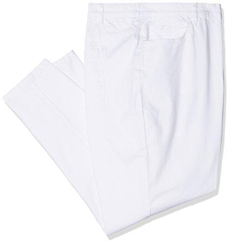 Simply 001 Mujer White Blanco Jeans Be Slim para Leg Vaqueros FFAr7