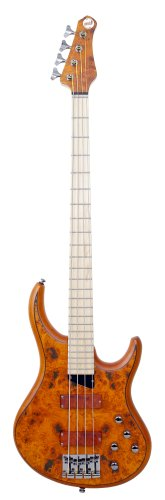 "MTD Kingston ""The Z"" Bass Guitar (4 String, Maple/Maple)"