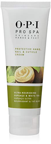 OPI ProSpa Protective Hand, Nail & Cuticle Cream, 1.7 Fl Oz (Best Hand Cream For Cuticles)