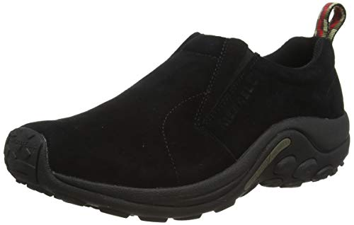 Merrell Women's Jungle Moc Slip-On Shoe,Midnight,7.5 M US