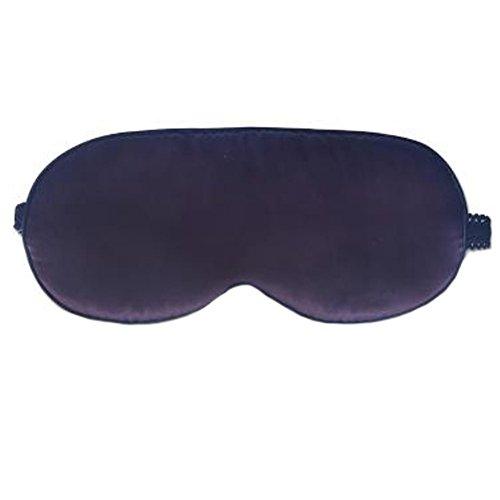 [dolly2u Ultra Lightweight Eye Mask Sleep Mask Eye Cover Eye-shade Silk, D] (Smiley Movie Mask)