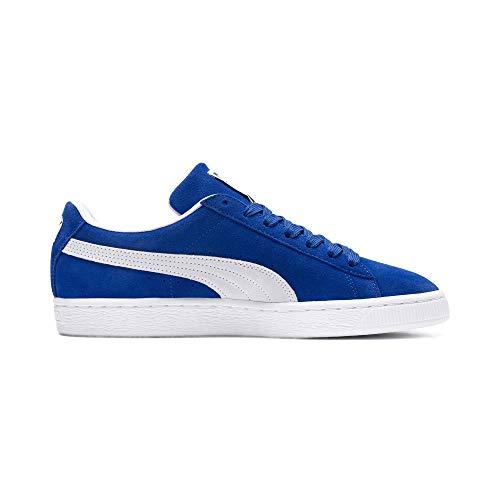 Blue Suede white Puma Olympian High Herren Sneaker Classic Top 6xxvCq0w