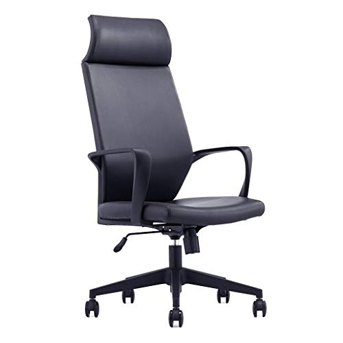 Chairs,Offce Chair Chairs Genuine Leather Manager Modern President Chair Executive Chair Swivel Chair Computer Chair Offce Chair Ergonomic Office Large Seat Offce Chair Desk Chair Gaming Chair WEIYV