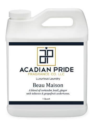 Acadian Pride Fragrance Wash - Pick Your Scent - 1 Quart- (with Bonus PEARSONS Stain Remover Pen) (Beau Maison)