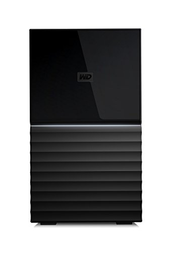 WD 4TB My Book Duo Desktop RAID External Hard Drive - USB 3.1 - WDBFBE0040JBK-NESN (4tb Desktop External Hard Drive Usb 3-0)