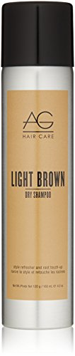 AG HAIR Light Brown Style Refresher And Root Touch-up, Li...