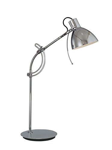 Kovacs George Table Lamps P608 1 077 Table Lamp Chrome