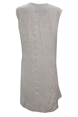 Mogul Interior - Vestido - trapecio - para mujer Grey 3