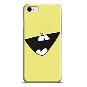 Loud Universe iPhone 7 Case Smileys Emoji Expressions Durable Light Weight Wrap Around iPhone 7 Cover